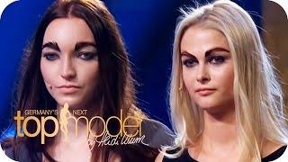 Entscheidung Ajsa Und Darya | Germany's Next Topmodel 2015 | ProSieben