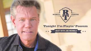 "Randy Travis - ""Tonight I'm Playing Possum"" With Joe Nichols [Official Audio]"
