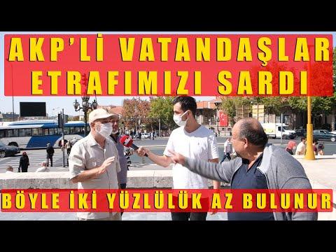 AKP'li Dayı: Erdoğan Atatürk'ten Üstündür! ANKARA 2. BÖLÜM