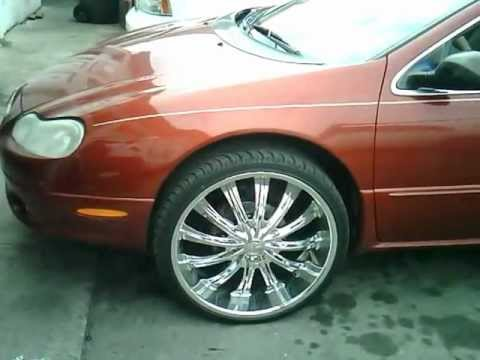Big Wheel Motorsport Greensboro,NC 1999 Chrysler LHS Edition