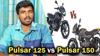 Pulsar 125 vs Pulsar 150   Mechanic