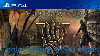 Coole Skyrim Mods (PS4)/Assassins Creed-Mod/Morrowinderweiterung,etc..