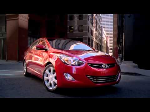 Hyundai  Elantra Седан класса C - рекламное видео 2