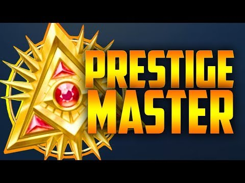 BLACK OPS 4 ZOMBIES PRESTIGE MASTER REACTION EVERYTHING YOU GET COD BO4 Zombies