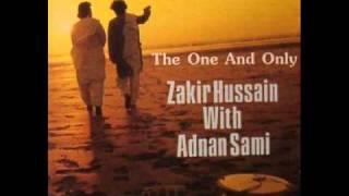 Adnan Sami & Zakir Hussain, Folk Tune. Live - YouTube
