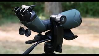 My experience with Phone Scope on Swarovski 30-70x95 spotting scope & BTX module