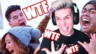 YOUTUBE REWIND 2017 - WTF???   Video Reaccion