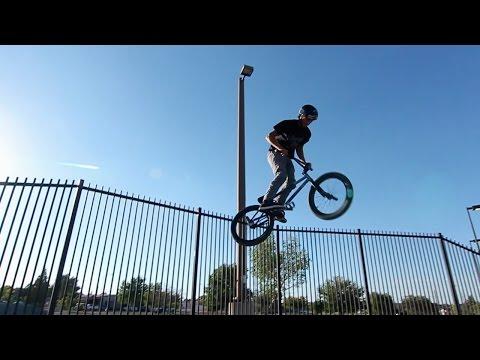 Crazy BMX Tricks!