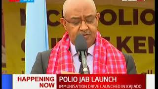 Ministry of Health launches polio vaccination campaign in Kajiado County