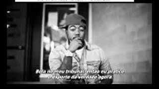Domo Genesis  Prophecy Legendado - Rapture In The Bible