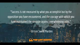 Achievement Quotes To Inspire Your Journey To Success