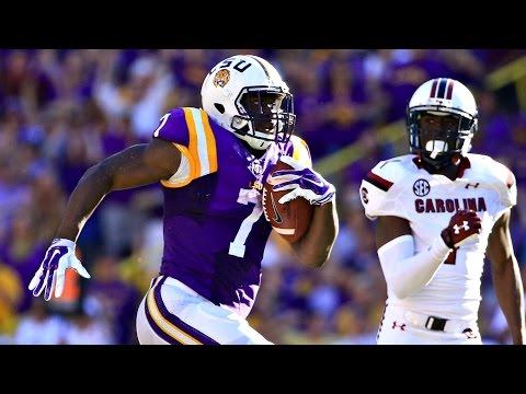 Leonard Fournette Leads LSU Over South Carolina With Another Big Run | CampusInsiders