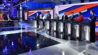 DNC chair debate in 90 seconds
