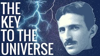 "Nikola Tesla Code - 3-6-9  ""All Is Vibrating Energy, Especially THOUGHT!"""