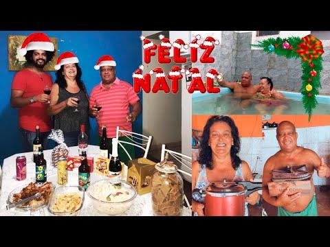 NATAL EM CASA COM A FAMILIA 2020