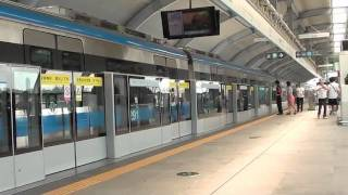 Video : China : China 中国 cities' metro train systems