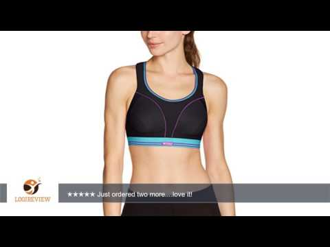 Shock Absorber Women's Ultimate Run Sports Bra ( UK Size / US Size ) | Review/Test