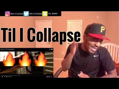 Eminem - Till I Collapse | REACTION/REVIEW (RIP Nate Dogg) Mp3