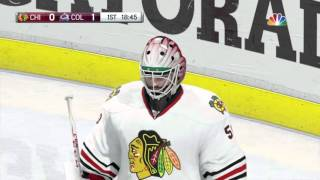 The Exact Moment Corey Crawford Died