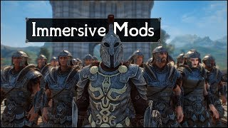 Skyrim: A Return to Cyrodiil– 5 Immersive Elder Scrolls 5 Mods You May Have Missed #3