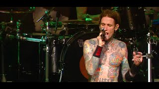"Buckcherry - ""I Don't Give A F*ck"" Live (Official)"