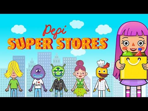 Vídeo do Pepi Super Stores