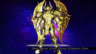 Saint Seiya Soldiers Soul ALL Characters Cloth Models