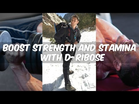 Video Increase Strength and Stamina with D-Ribose: Thomas DeLauer