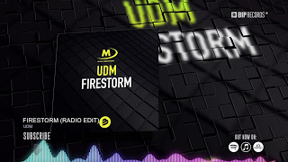 UDM - Firestorm (Radio Edit) (Official Music Video Teaser) (HD) (HQ)