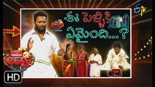 Jabardasth | 19th July 2018 | Full Episode | ETV Telugu