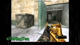 TSF ETcKingTea M4A1Player Movies By GreanTea The No2