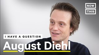 August Diehl of 'A Hidden Life' Discusses The True Story of Hero Franz Jägerstätter | NowThis