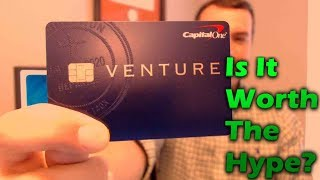 Capital One Venture Card In Depth Review- Is it Worth It?