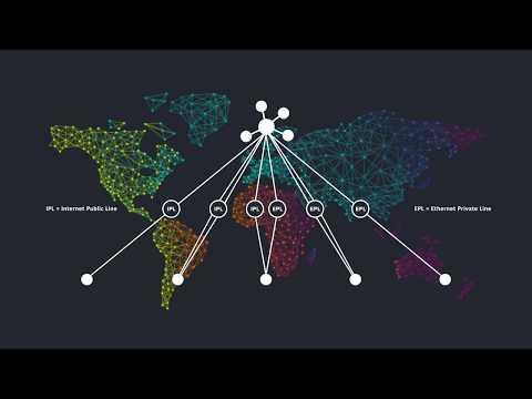 ¿Cómo construir una SD-WAN global? ngena gestionó el video del portal SD-WAN-as-a-Service