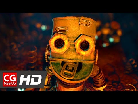"CGI Animated Short Film ""The Light Bulb Short Film"" by Perceval Schopp"