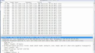 Managing Wireshark Columns