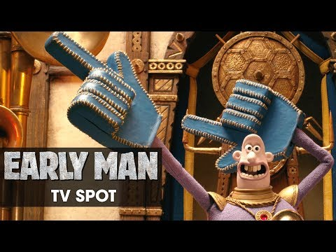 New TV Spot for Early Man