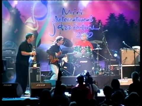 "Michael Shrieve's Spellbinder - ""Flamingo"" @ Miri International Jazz Festival 2010"