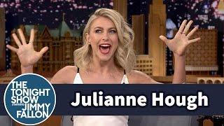 Julianne Hough Is Grease: Live's Sandy