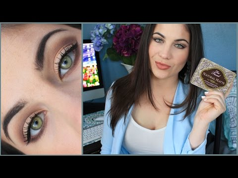 Natural Matte Eyes Eye Shadow Palette by Too Faced #4