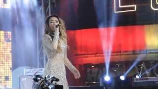 Jessica Sanchez sings Katy Perry's Roar -  inSight (HD)
