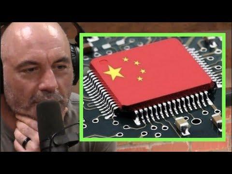 Joe Rogan a Jamie Metzl o Huawei a čínské expanzi