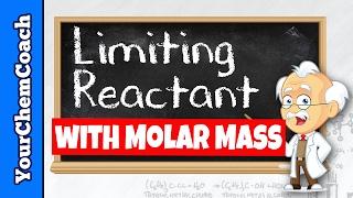 Limiting Reactant And Excess Reactant Practice Problem