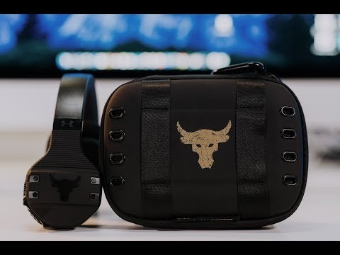 Under Armour- Project Rock- Headphones Review