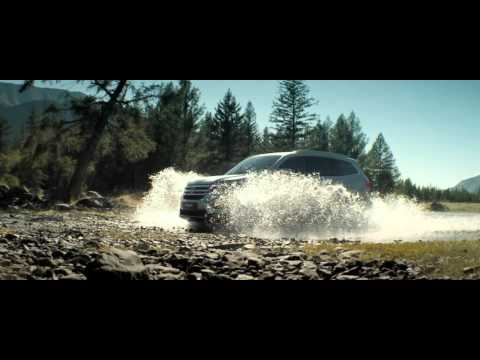 Honda  Pilot Паркетник класса J - рекламное видео 2
