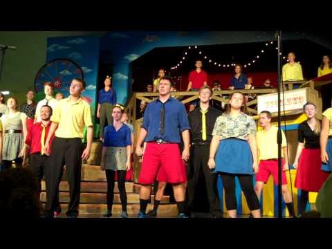 'Dare to Live' - State Arts In 2014