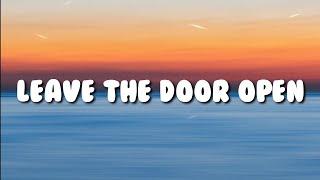 Bruno Mars, Anderson .Paak, Silk Sonic - Leave the Door Open (Lyrics)