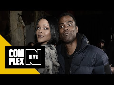 Chris Rock Says Rihanna 'Uncle-Zoned' Him