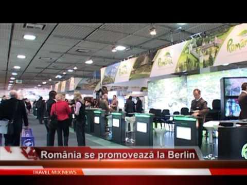 Romania se promoveaza la Berlin