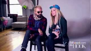 The Ting Tings - Hang It Up (Official Photoshoot)